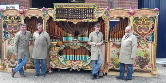 Jennings Organ